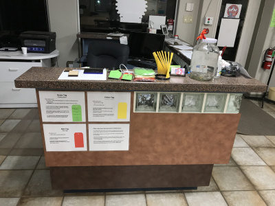 Front desk with tags March 2019.jpg